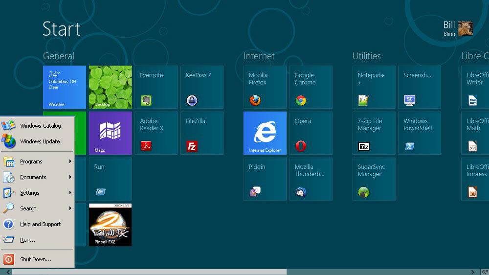 Обновление для Windows 8.1
