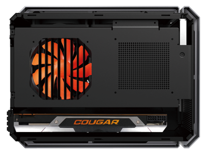 Cougar QBX M1 изнутри