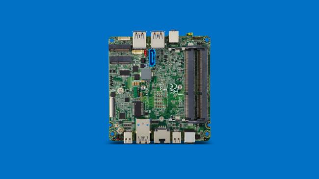 Мини-ПК Intel NUC модель 2