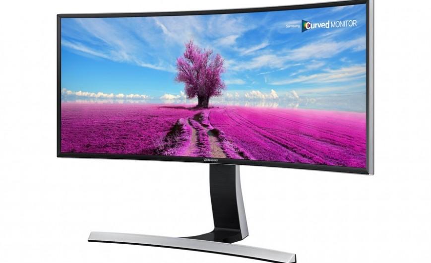 Монитор Samsung SE790C Ultra HD. Вид 2