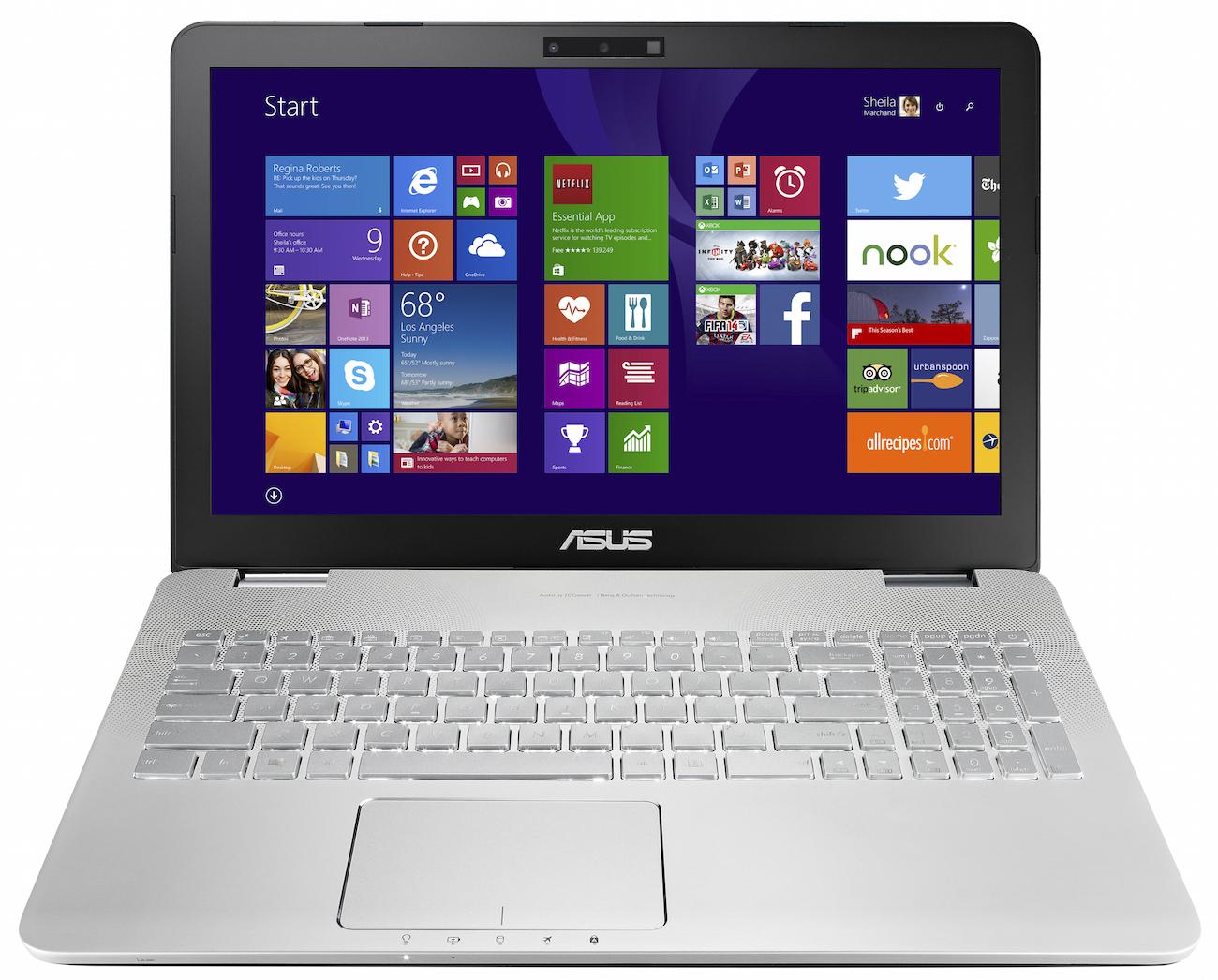 Ноутбук ASUS N551JQ